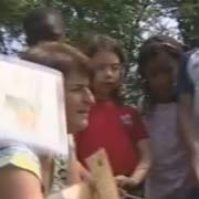 Plantation ludique et pédagogique à la pépinière Les Jardins d'Ollivier
