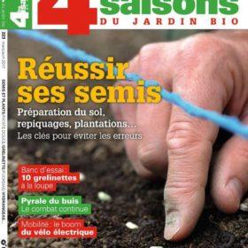 La Revue des 4 Saisons du Jardin Bio - mars 2017