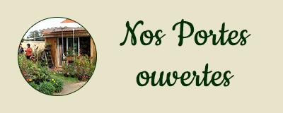 Portes ouvertes à la pépinière Les Jardins d'Ollivier