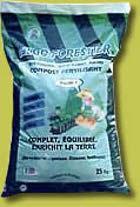 Compost Algoforestier 20 Litres 1 Palette de 50 Sacs