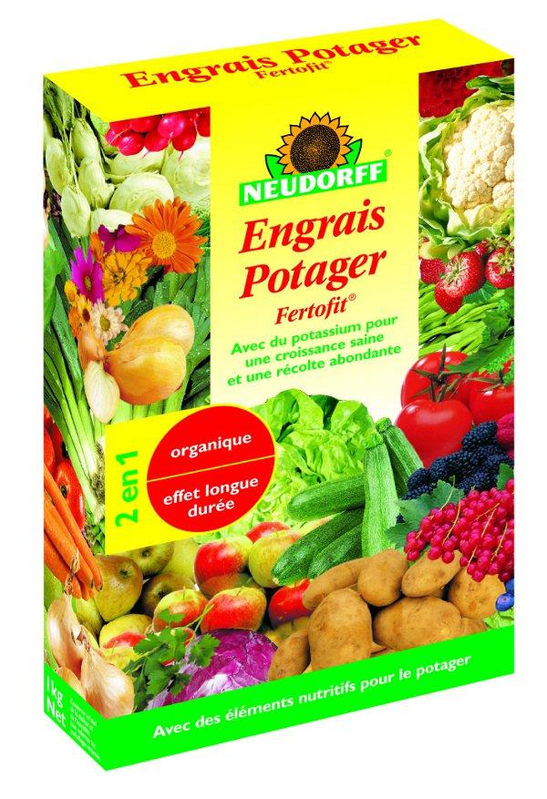 Engrais Potager 2,5 Kg