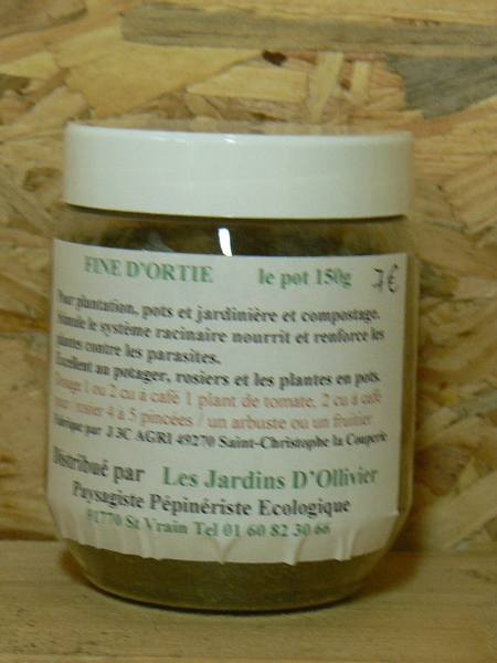 Fine d'Ortie 150 Gr