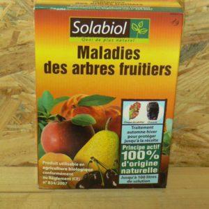 Maladies des Arbres Fruitiers