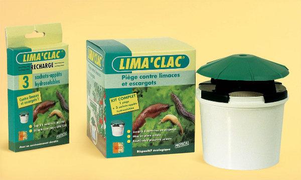 Piège Limaces Escargots