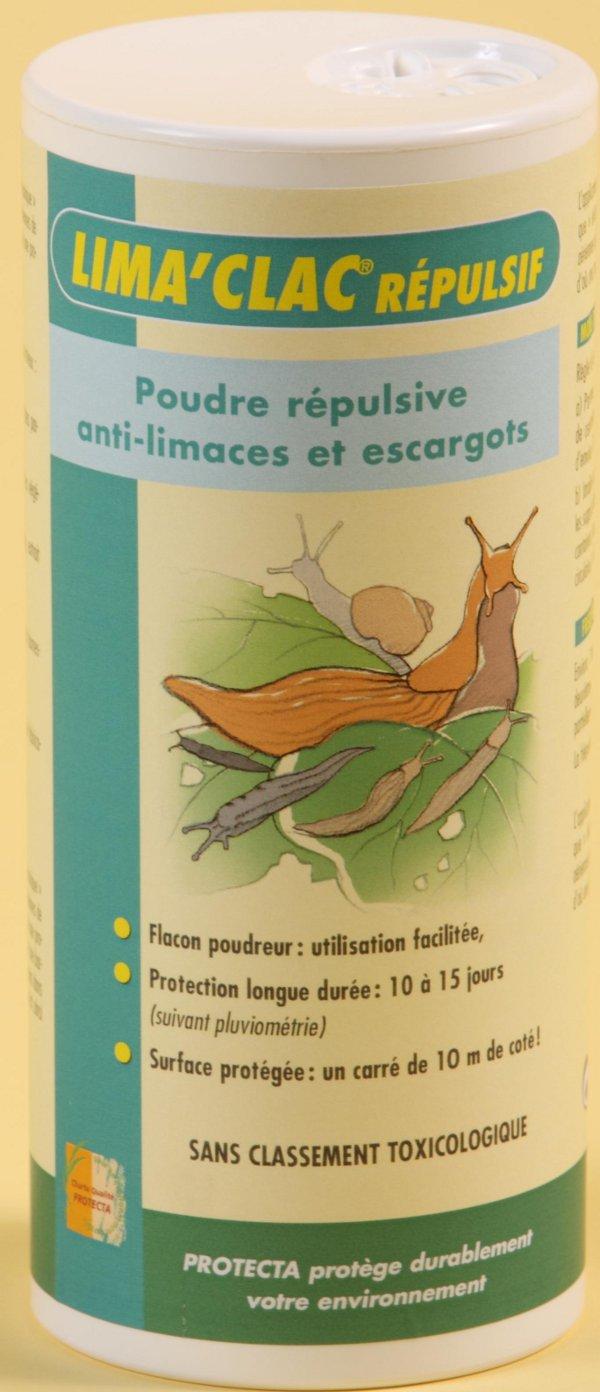 Répulsif Limaces et Escargots