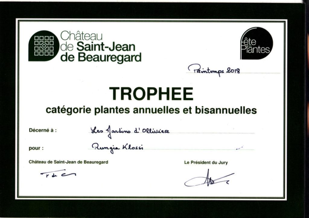 de-beauregard-Rungia-klossirophee- du printemps-2018-Saint-Jean-de Beauregard-Rungia-klossi