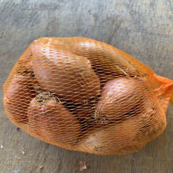 Échalote cuisse de poulet bio