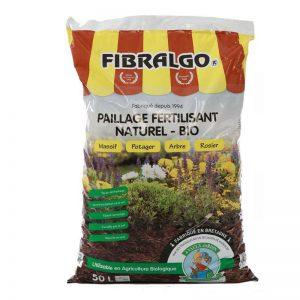 Paillage Bio FIBRALGO
